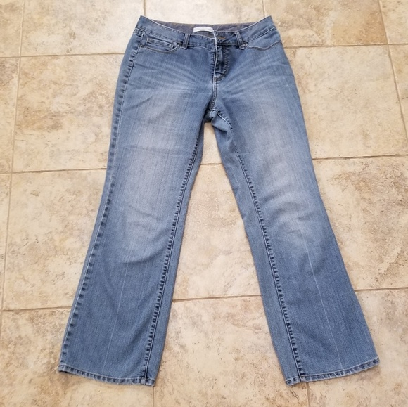 Coldwater Creek Denim - Coldwater Creek Good Condition Stretchy Blue Jean